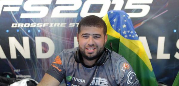 Referência, afc é capitão da melhor equipe de CrossFire do Brasil (Foto: Divulgação)