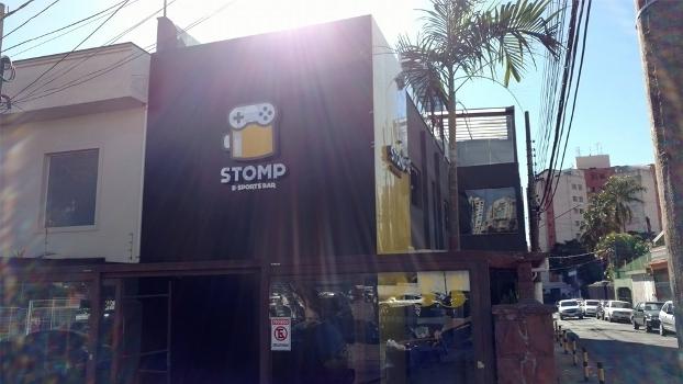 Stomp e-Sports é o primeiro bar gamer da cidade de São Paulo