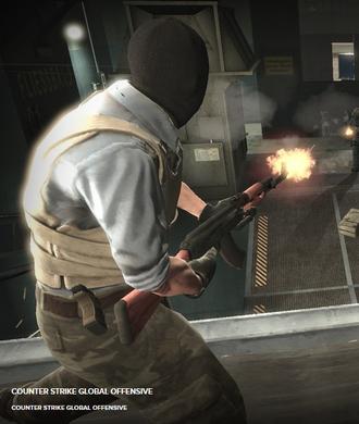 Counter Strike é um dos jogos de tiro em primeira pessoa mais populares no mundo (Foto: Divulgação)